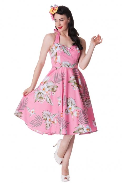 Alika Dress Pink