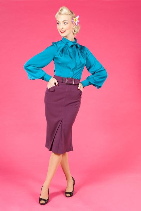Berthapia Day Skirt