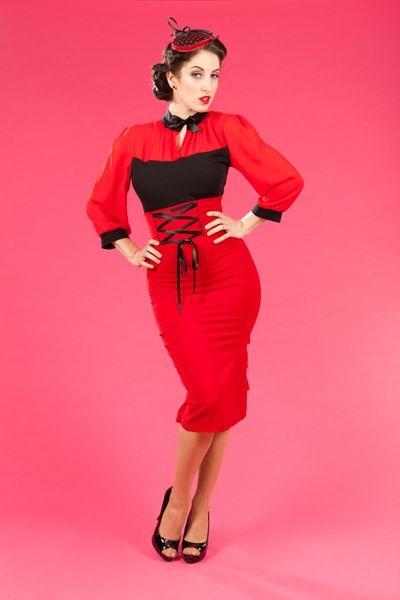 Michele-Rose Sexy Skirt