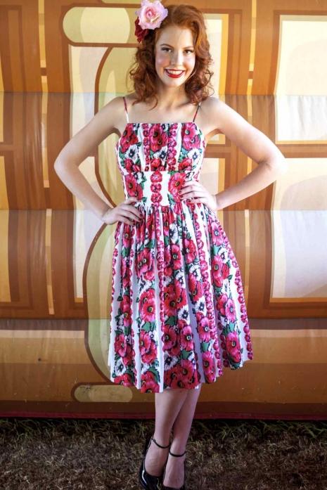 Sun Dress Poppy