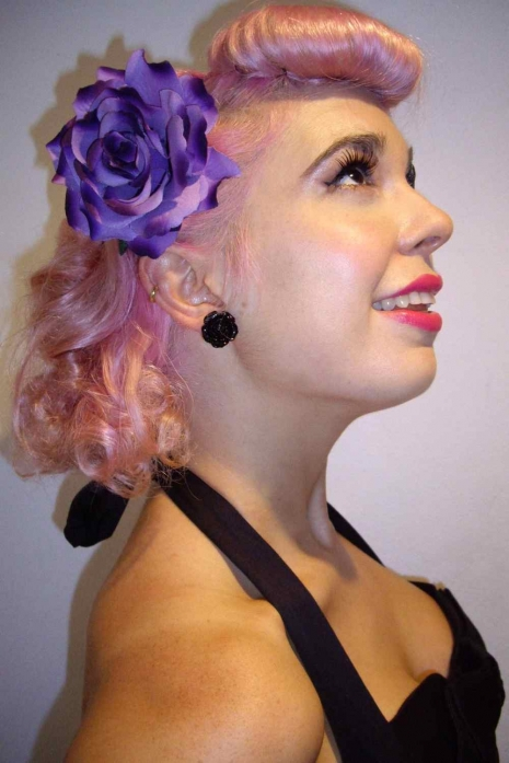 Empire Rose Purple
