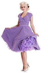 Lazy River Dress Lavender