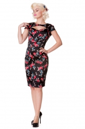 Rosalie Dress Black
