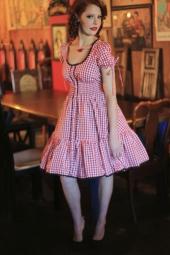Maude Dress Gingham
