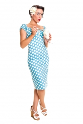 Dolores Dress Polka