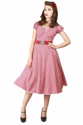 Dolores Doll Gingham