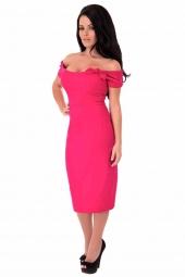 Brigitte Retro Dress