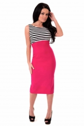 Lena Pinup Dress