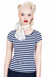 Alice T- Shirt Navy