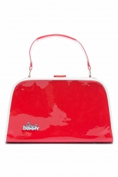 Box Red Rockabilly Bag